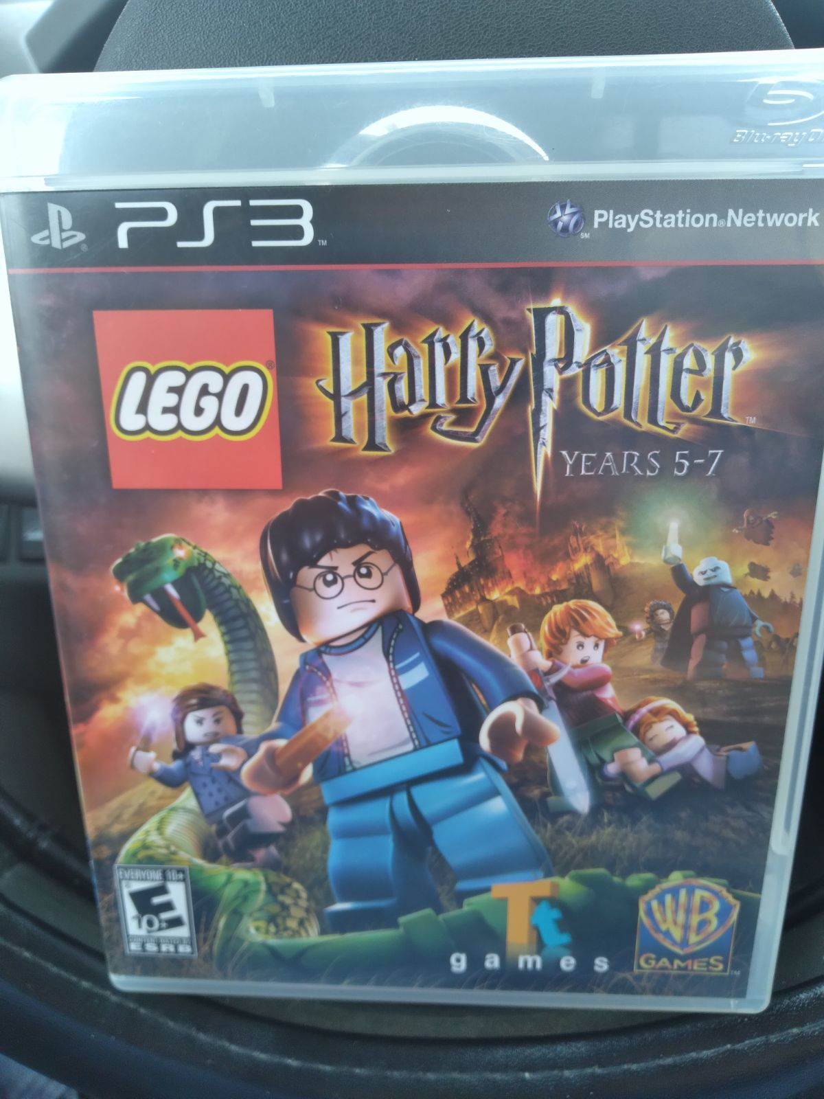 Lego Harry Potter Years 5-7 on Ps3