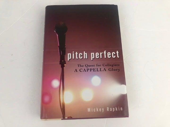 Pitch Perfect by Mickey Rapkin (book)