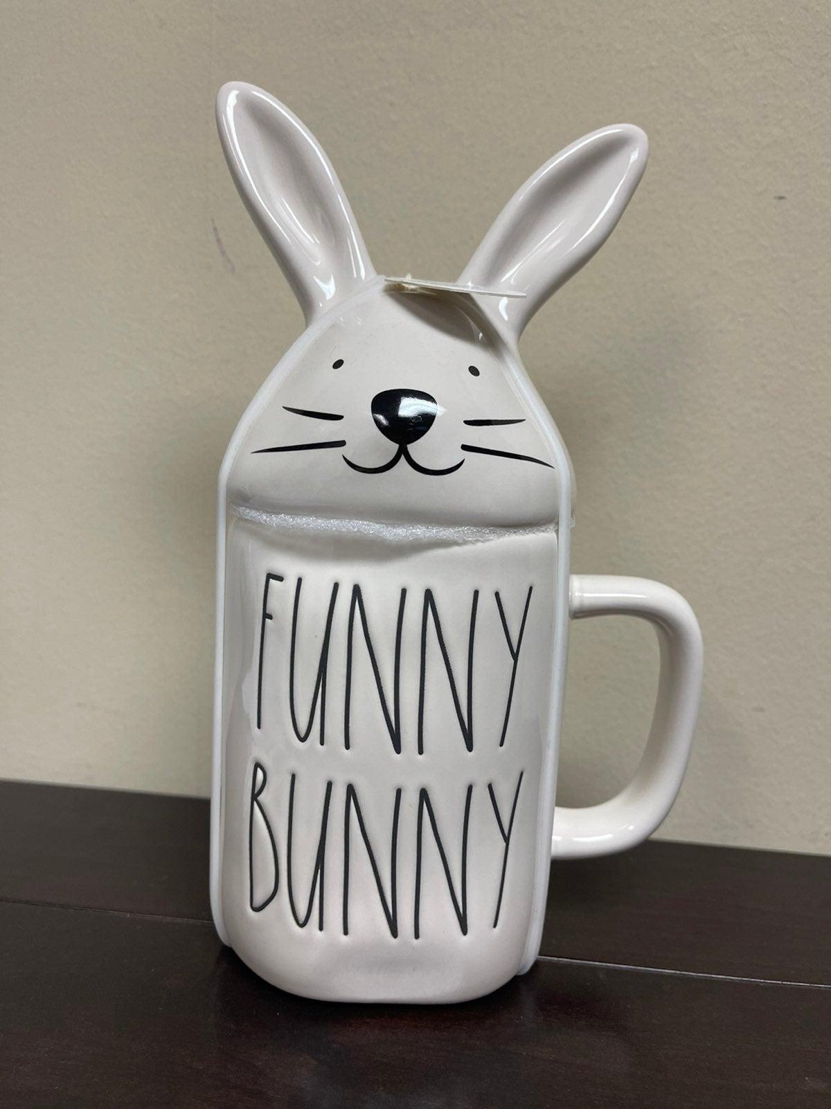 Rae Dunn Hunny Bunny Mug