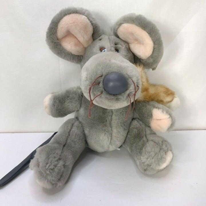 "Russ Sweet Revenge Mouse Plush Toy 13"" O"