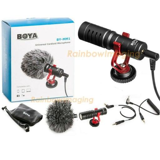 BOYA BY-MM1 Cardiod Shotgun Microphone
