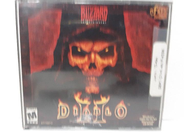 Diablo 2 for the PC