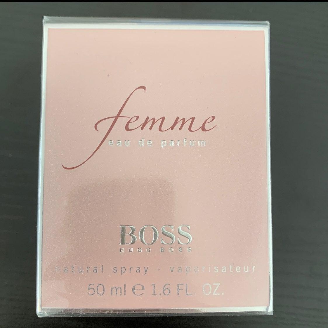 Hugo Boss Femme Eau de Parfum Spray for