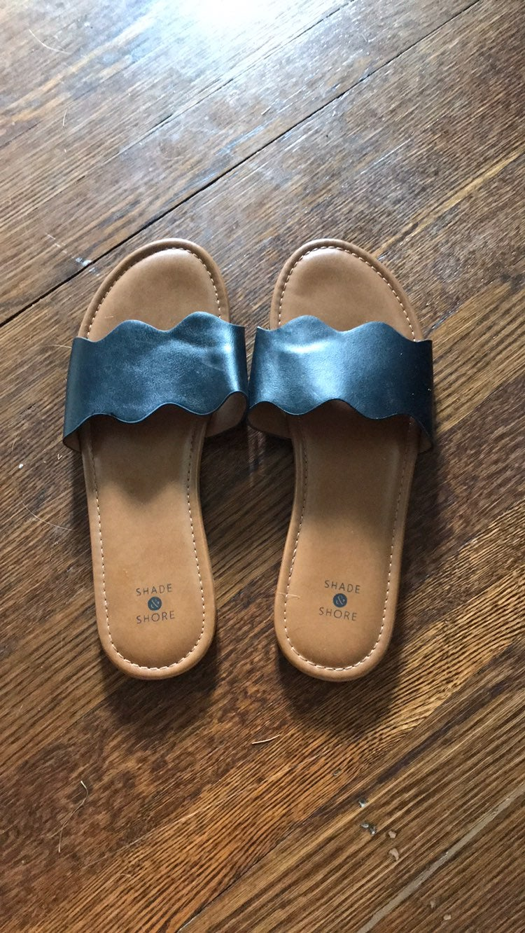 Shade and shore sandals