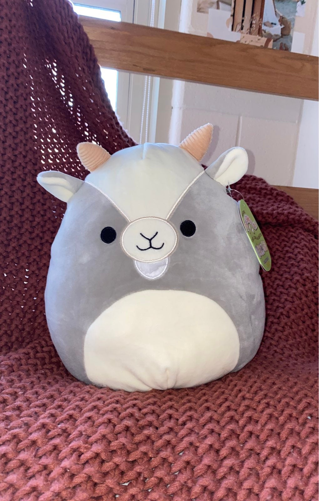 Walker the Goat Squishmallow