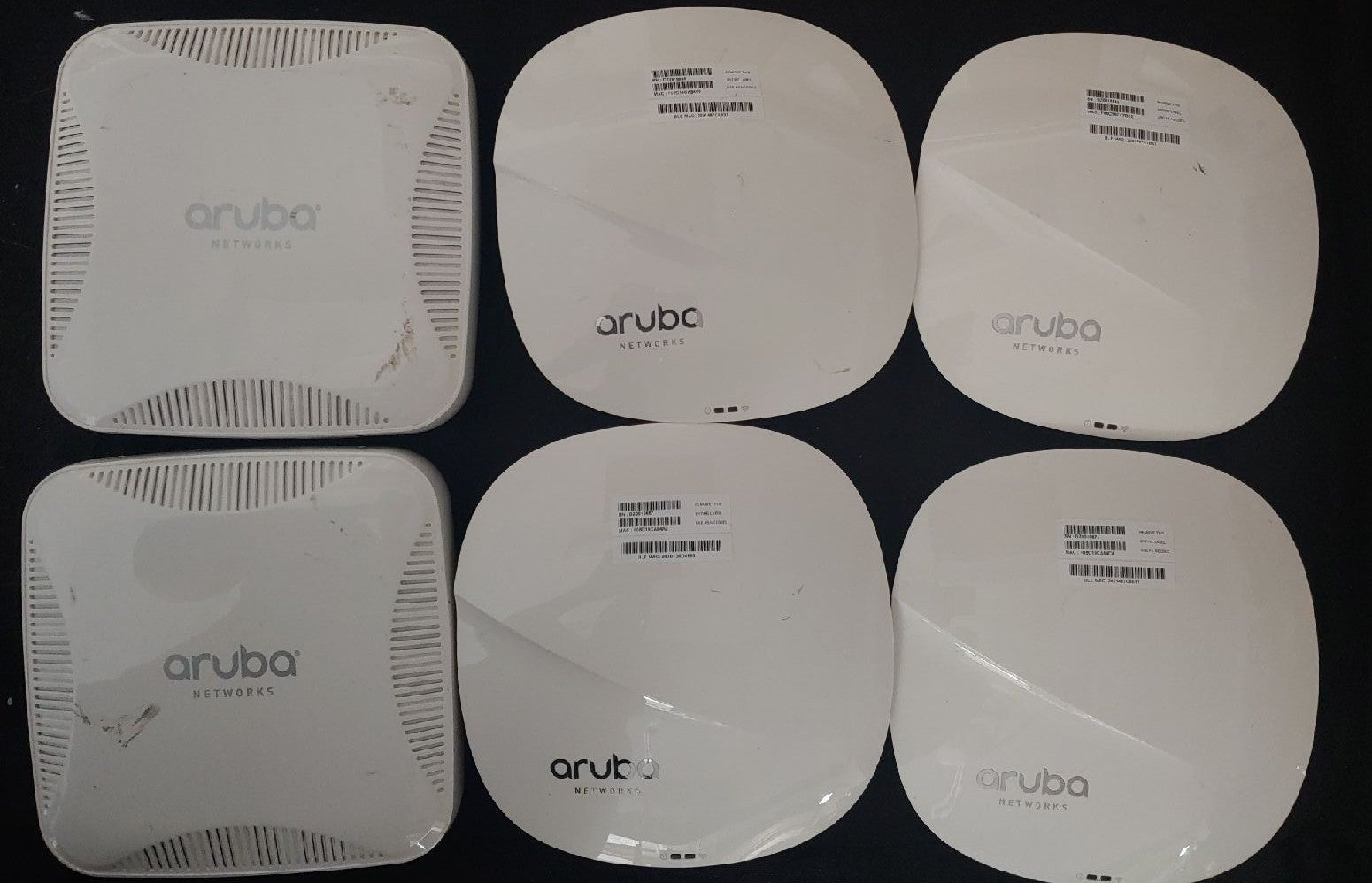 Aruba wireless access points and control