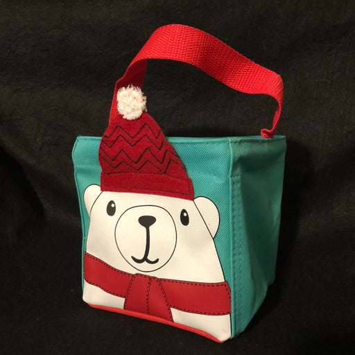 Thirty-one holiday gift tote