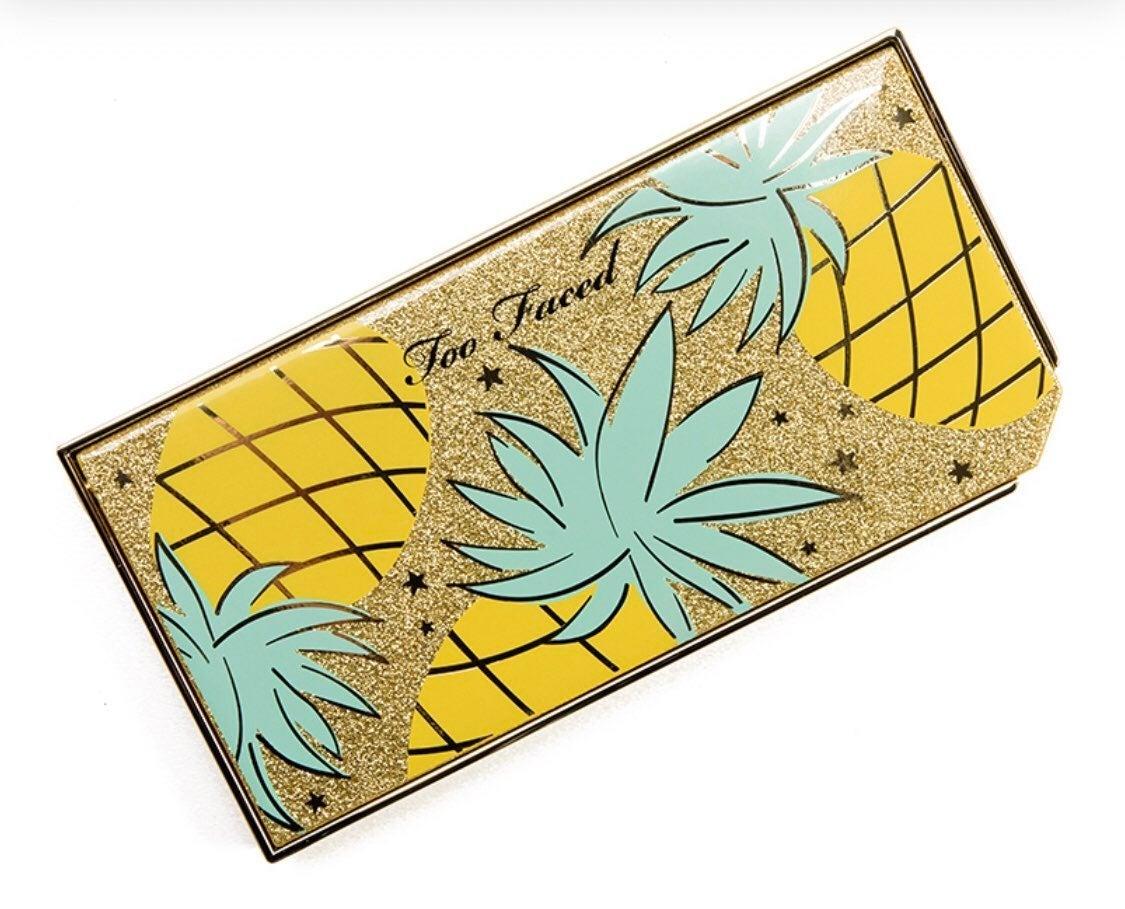 Too Faced Tutti Frutti Sparkling Pineapp