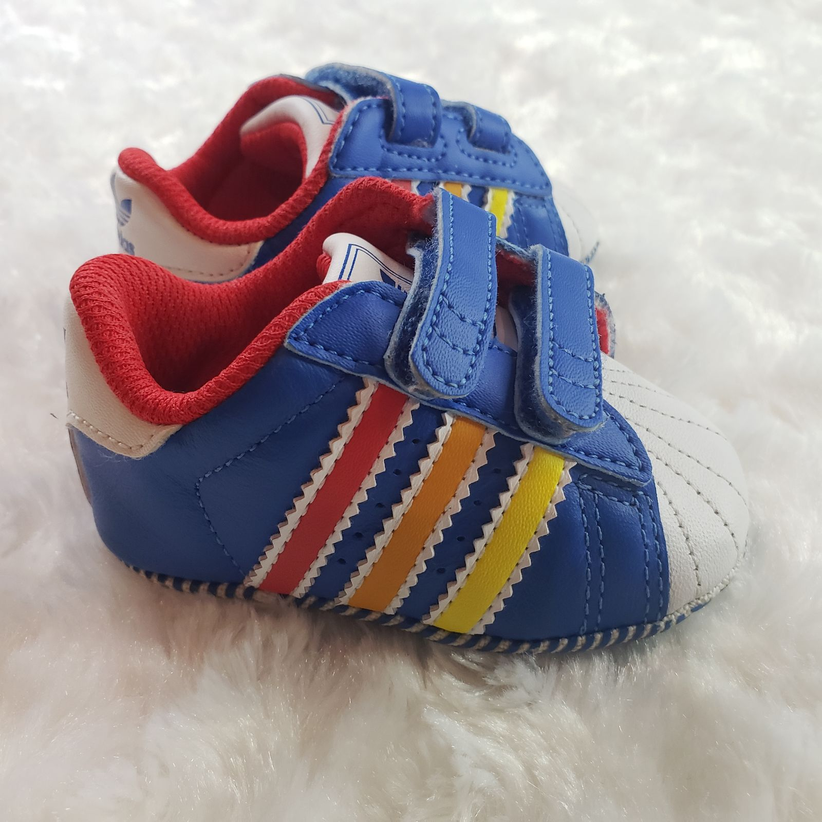Baby Adidas Crib Runners size 1
