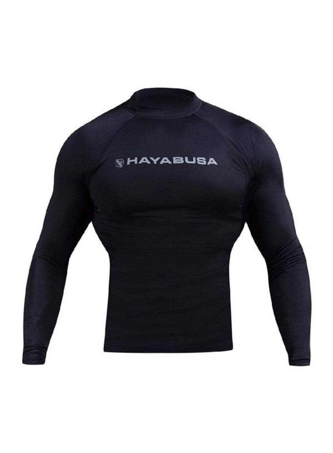 Hyabusa haburi rash guard