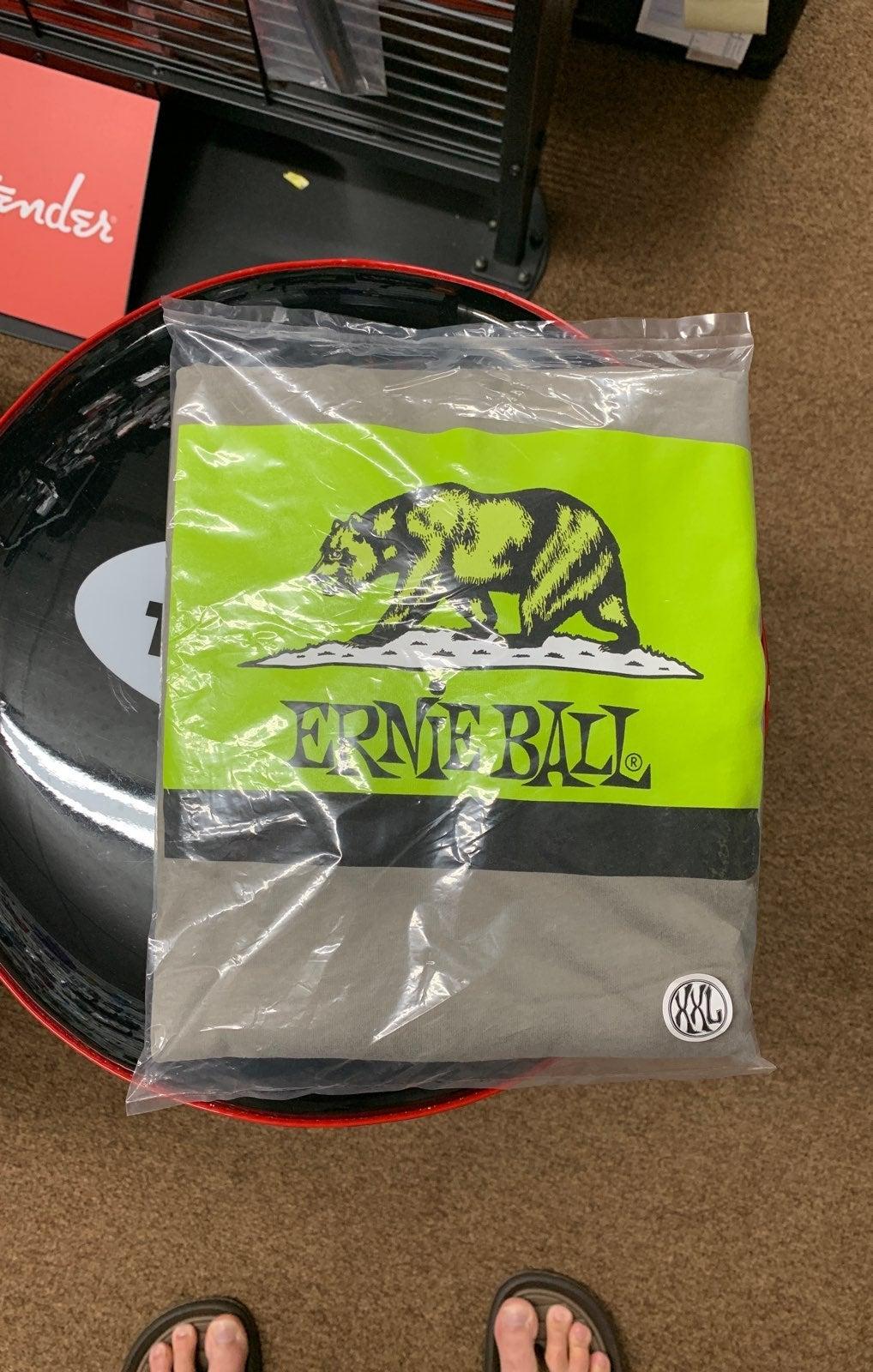 Ernie Ball Music Man Shirt