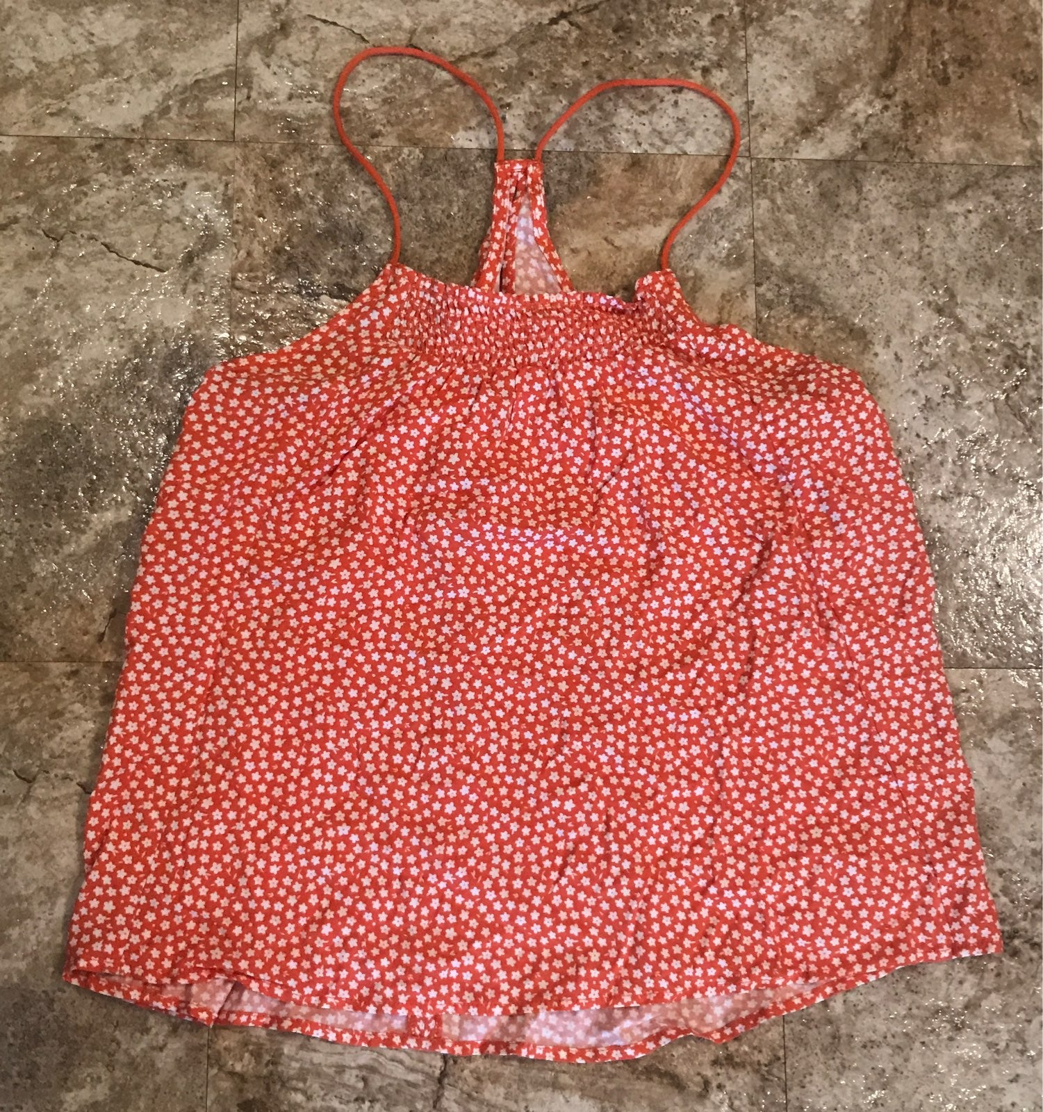 Woven Cami Top Size M- NEW