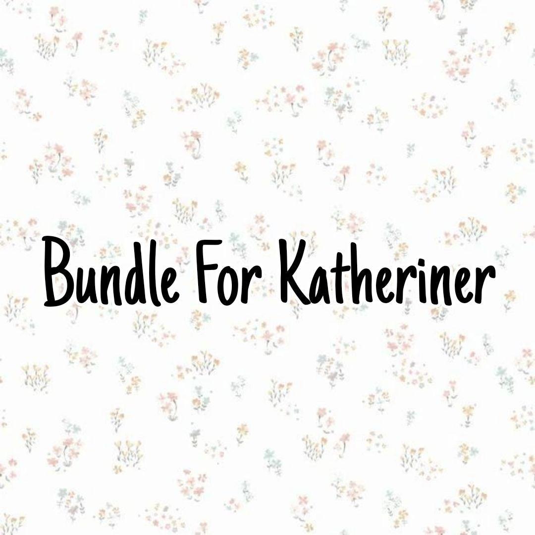 Bundle for katheriner