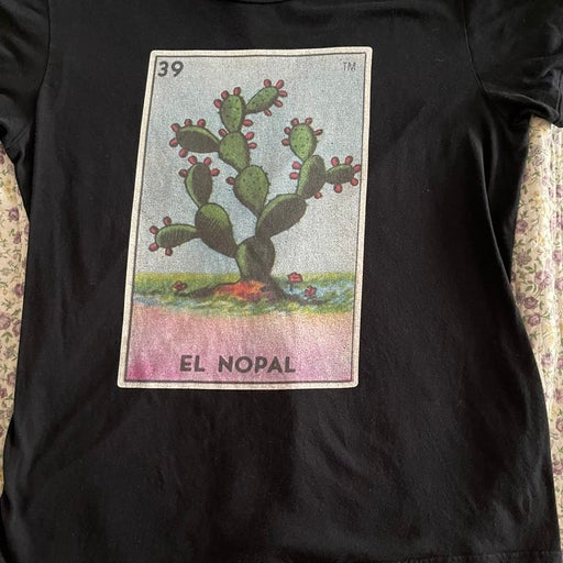 Mexican lottery shirt