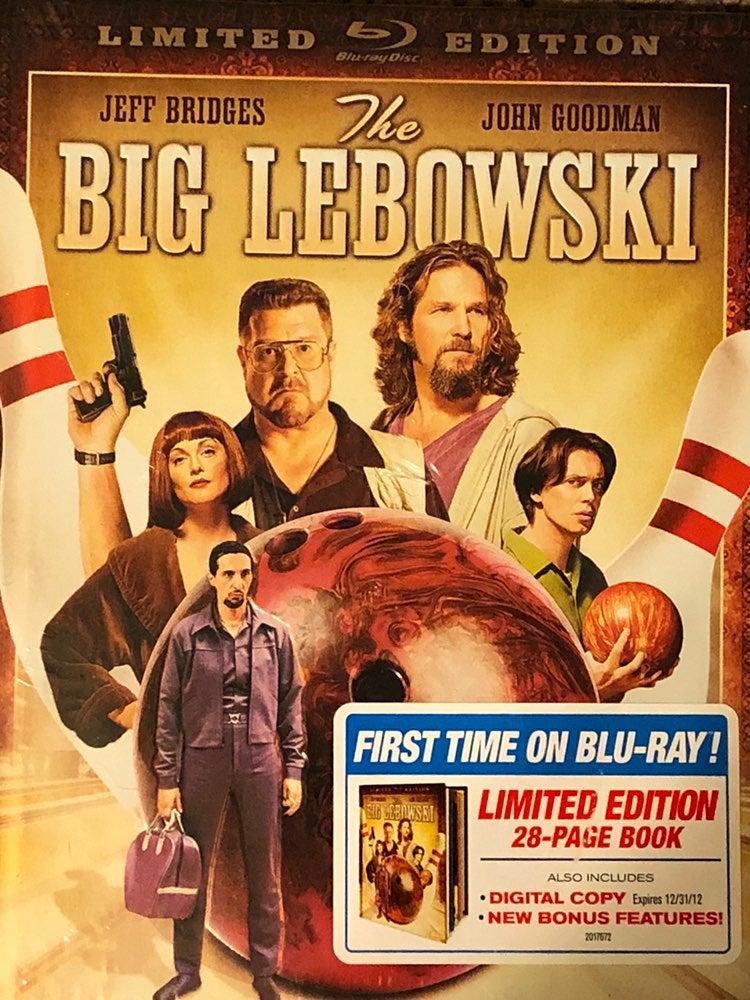 Big Labowski Special Edition Blu-Ray