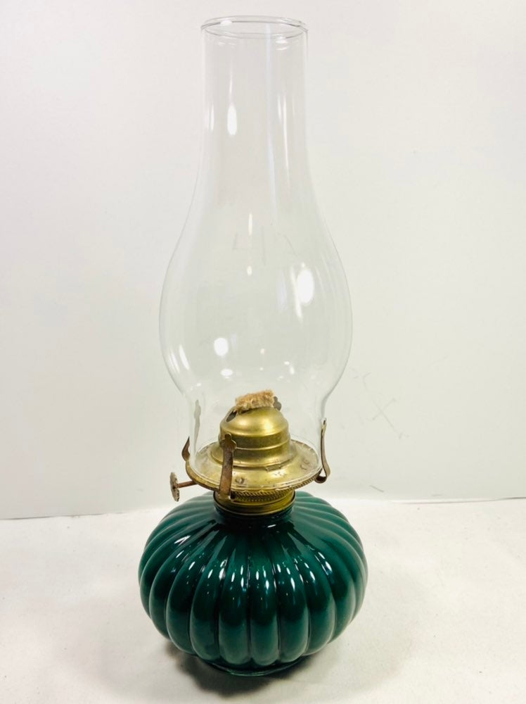 Vintage Lamplight Farms Kerosene Lamp