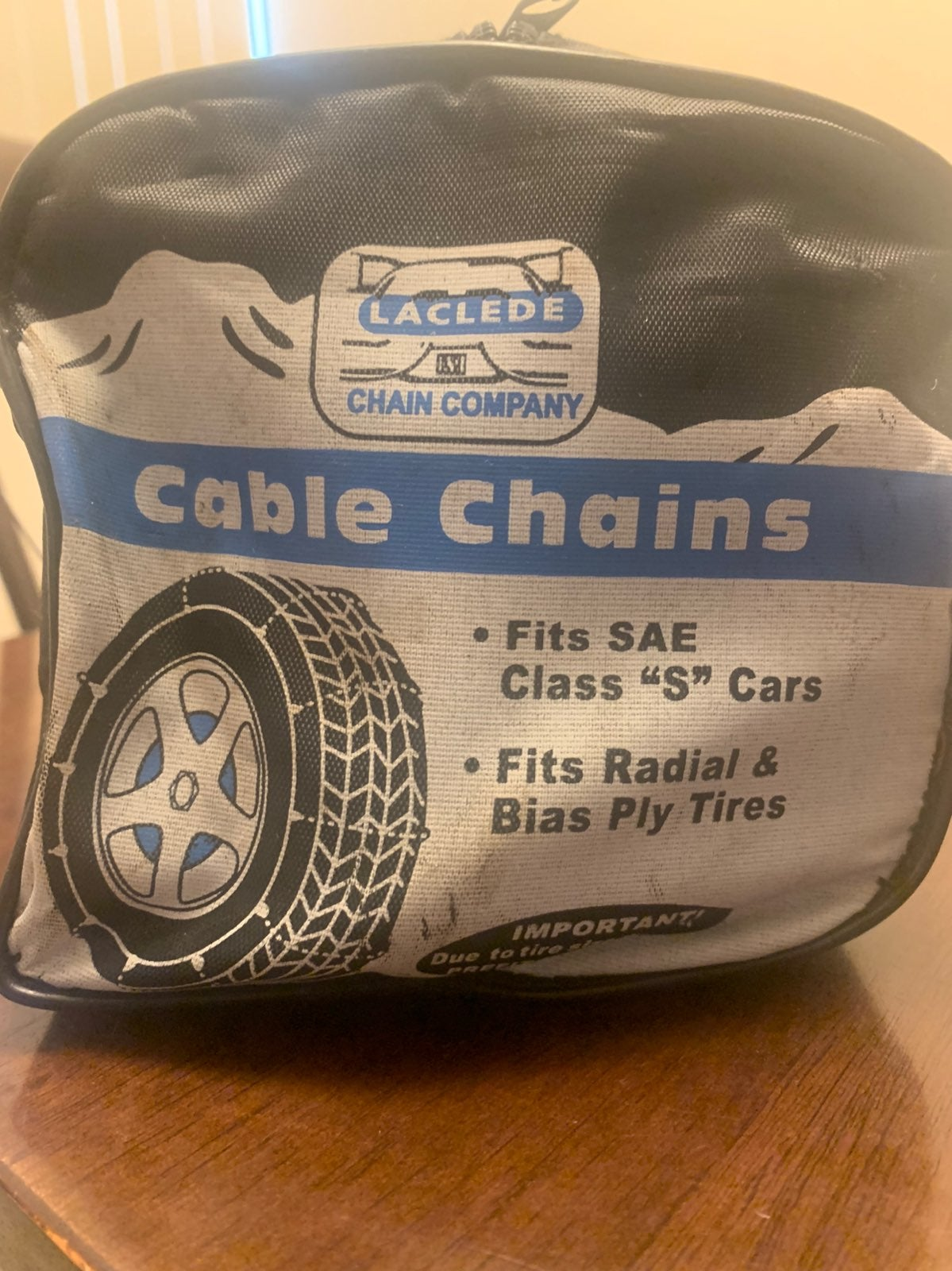 Tire Cable Chains