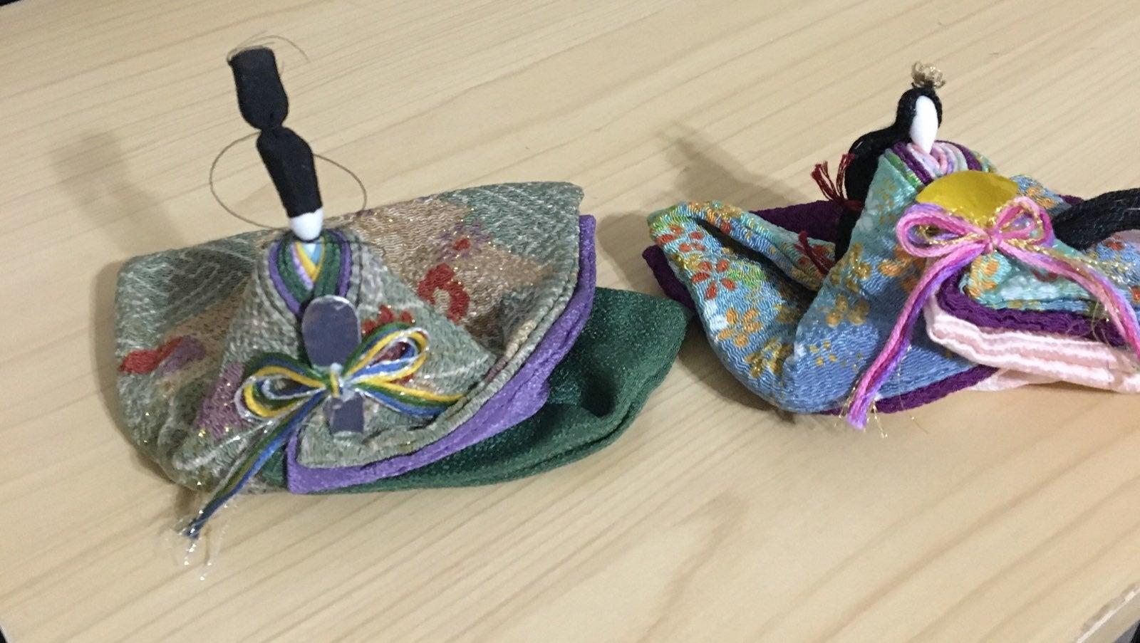 Japanese Hina Dolls, Beautiful Handmade