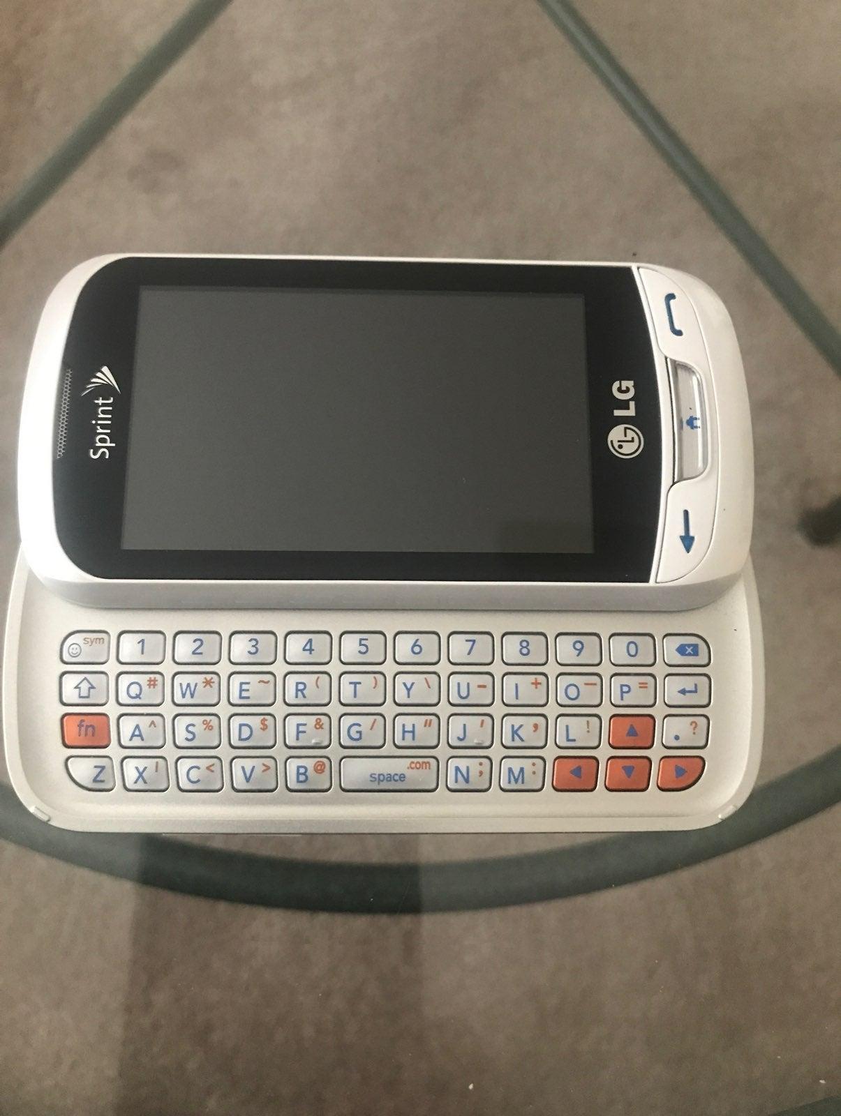 SPRINT LG PHONE
