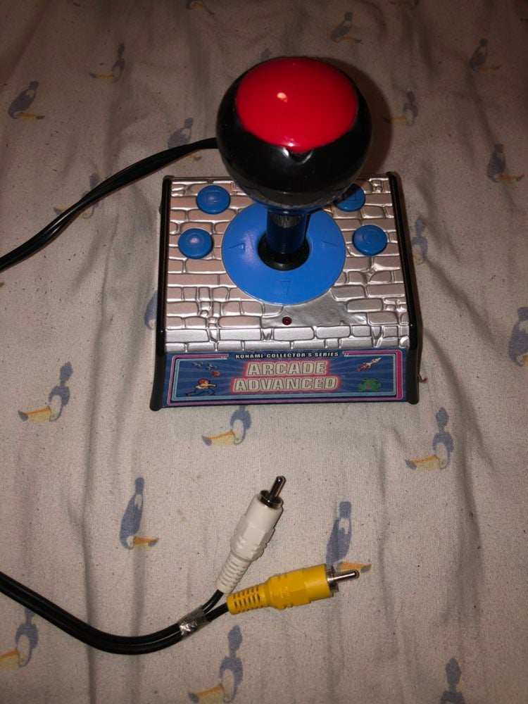 Majesco TV Arcade plug and play