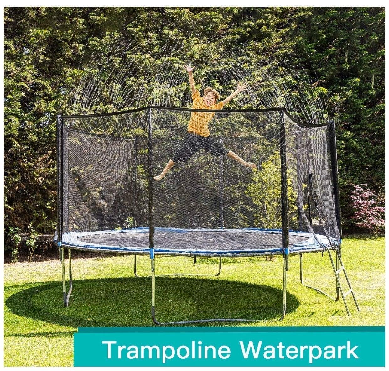 Trampoline Sprinkler Waterpark Thicken