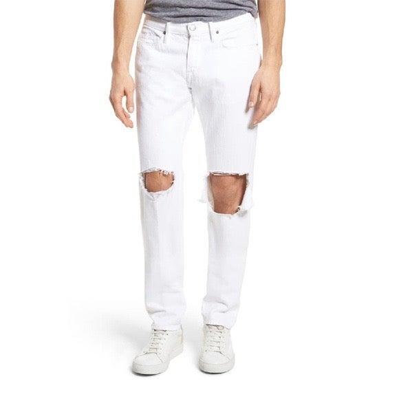 Frame L'Homme Skinny Fit Jeans Mens