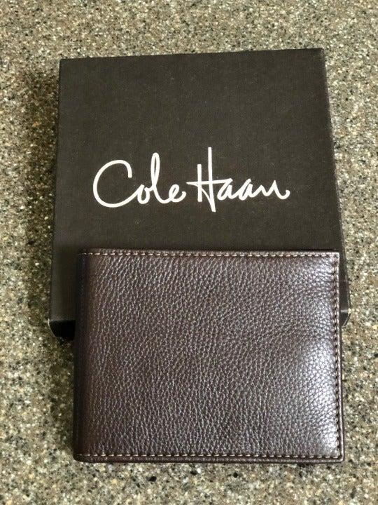 Cole Haan NEW wallet