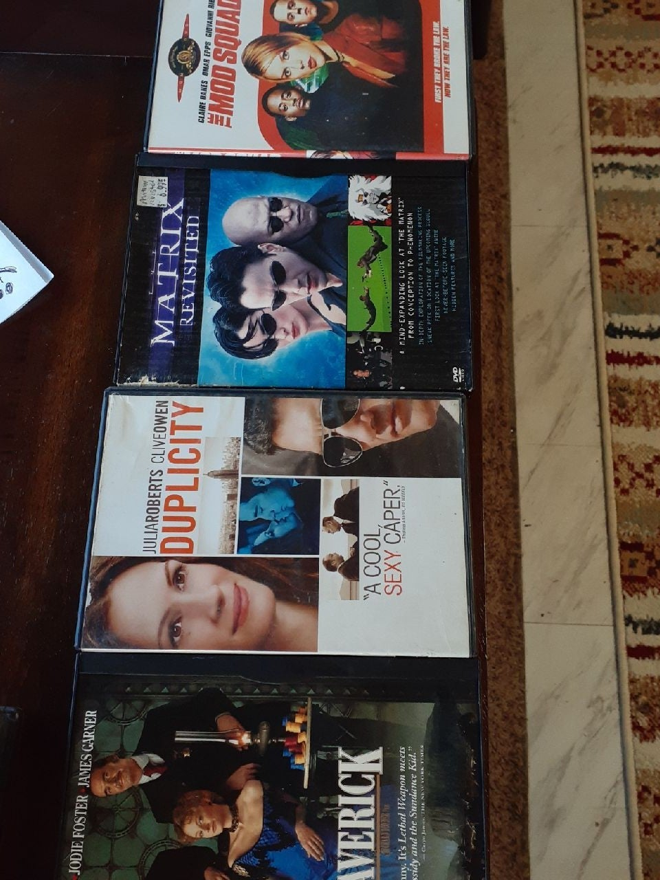 Maverick Matrix and two other movies