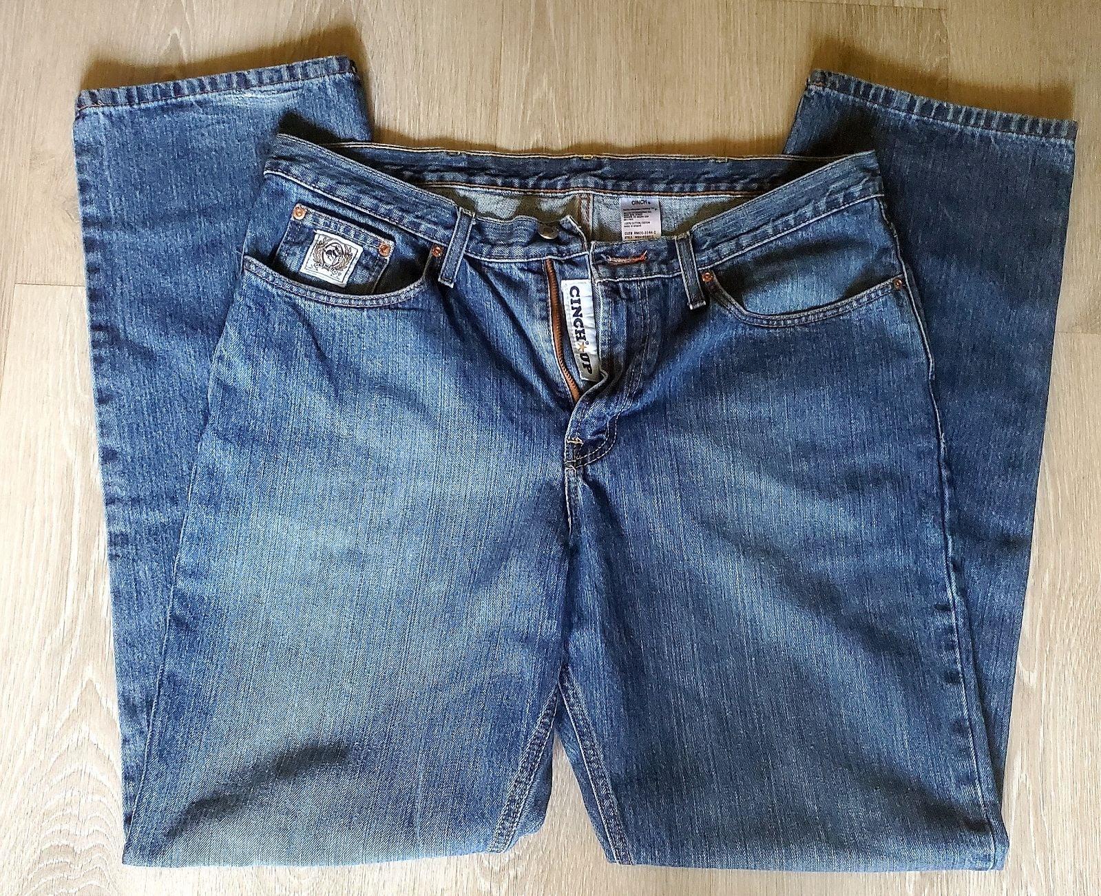 Men's Cinch Jeans