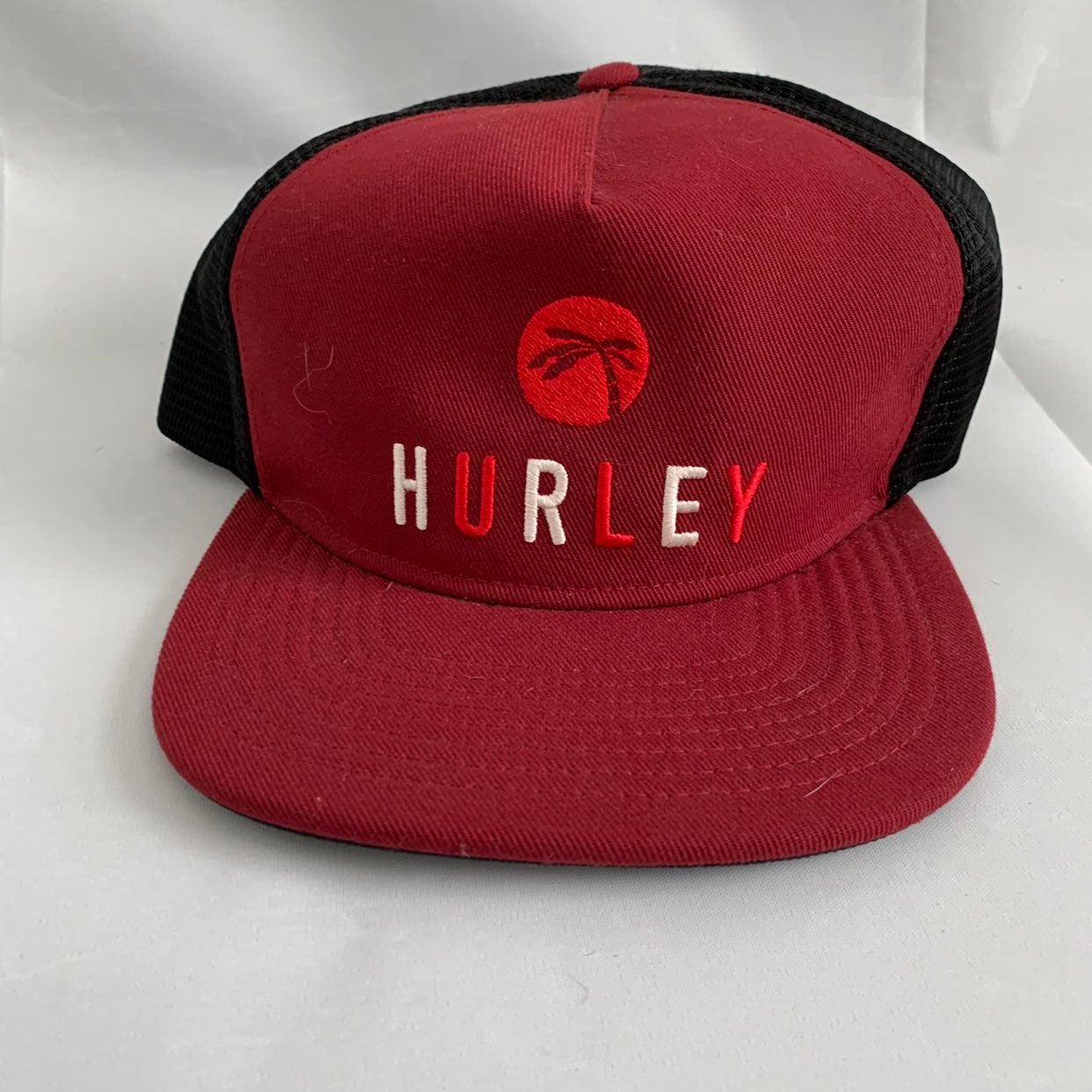 Hurley Mesh Back Hat