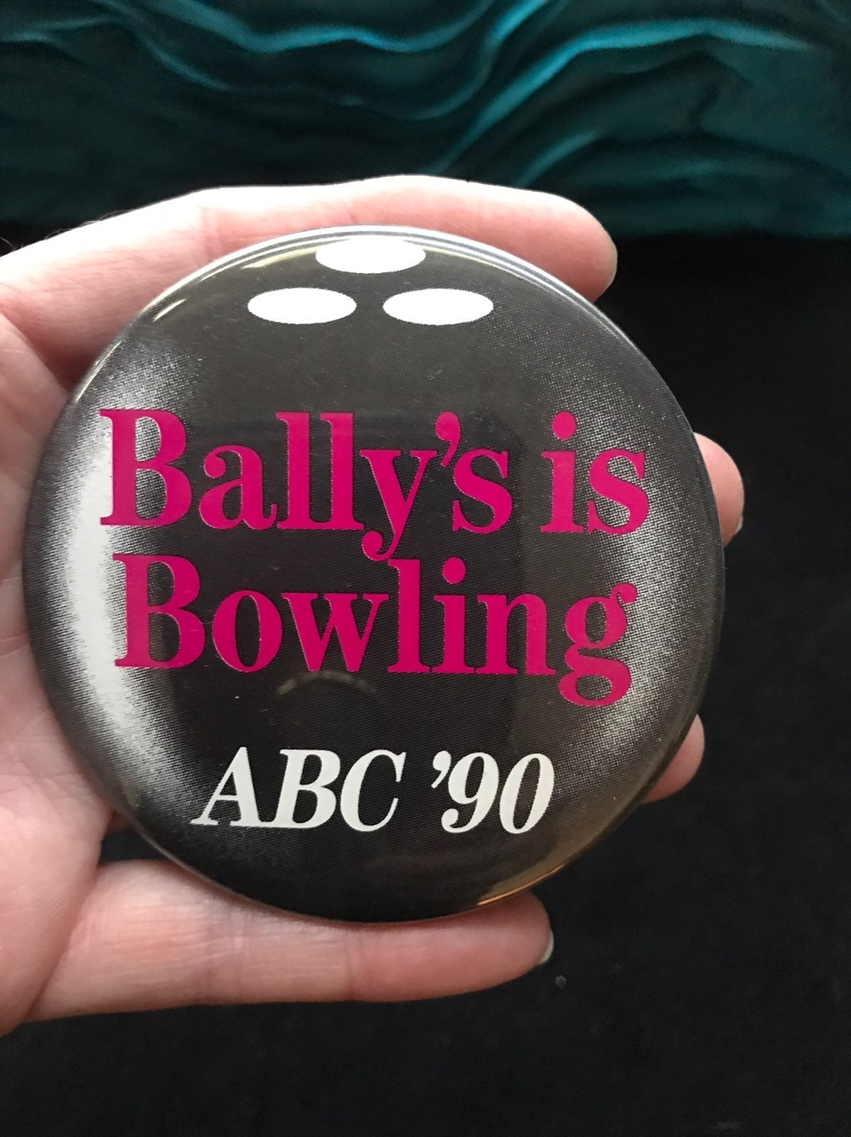Bally's is bowling button/pin