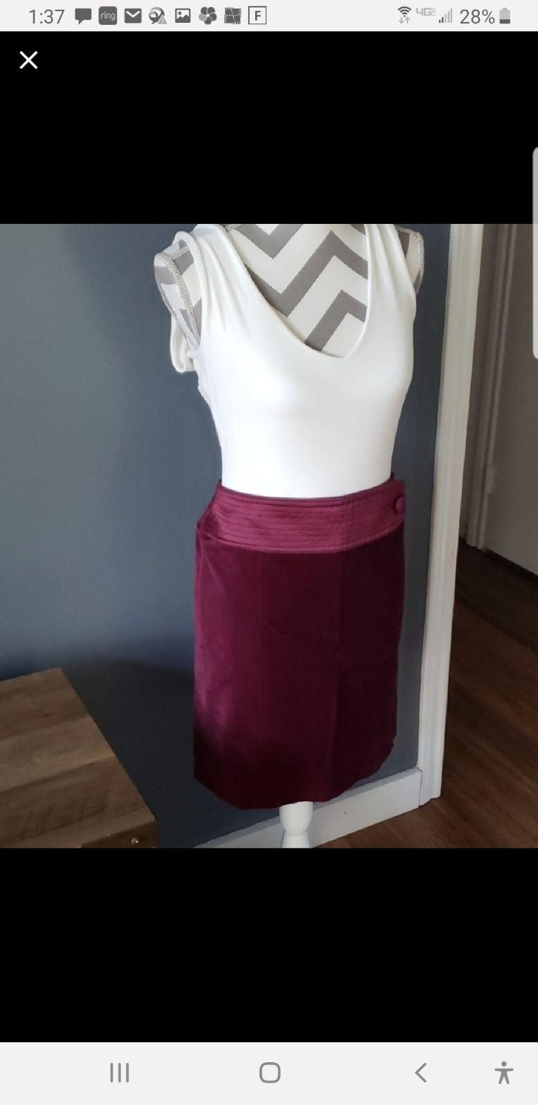 Behnaz Sarafoour for Target Skirt