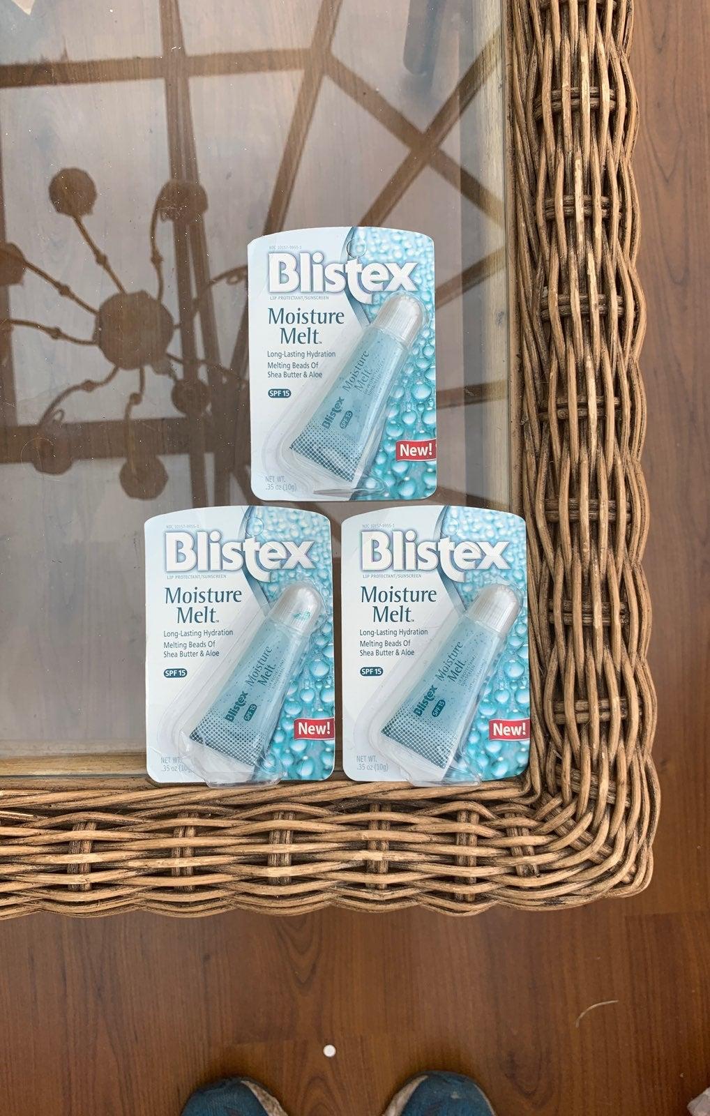 Blistex Moisture Melt Bundle