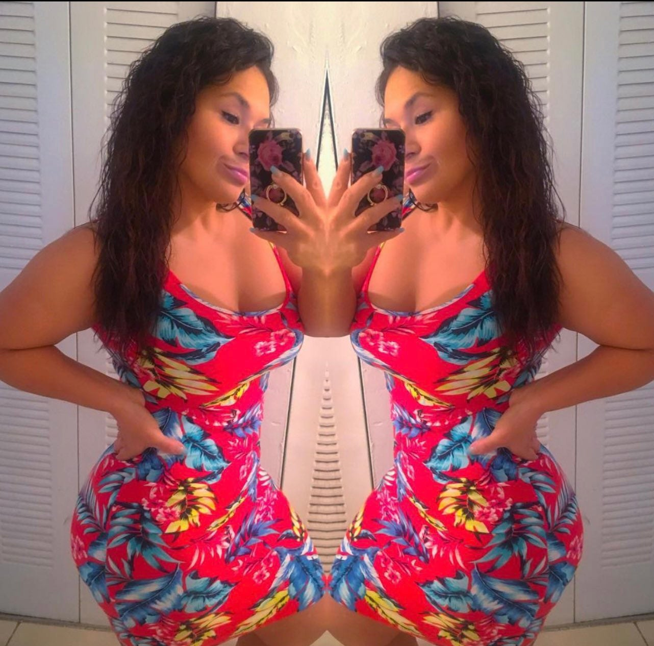 Maxi style dress