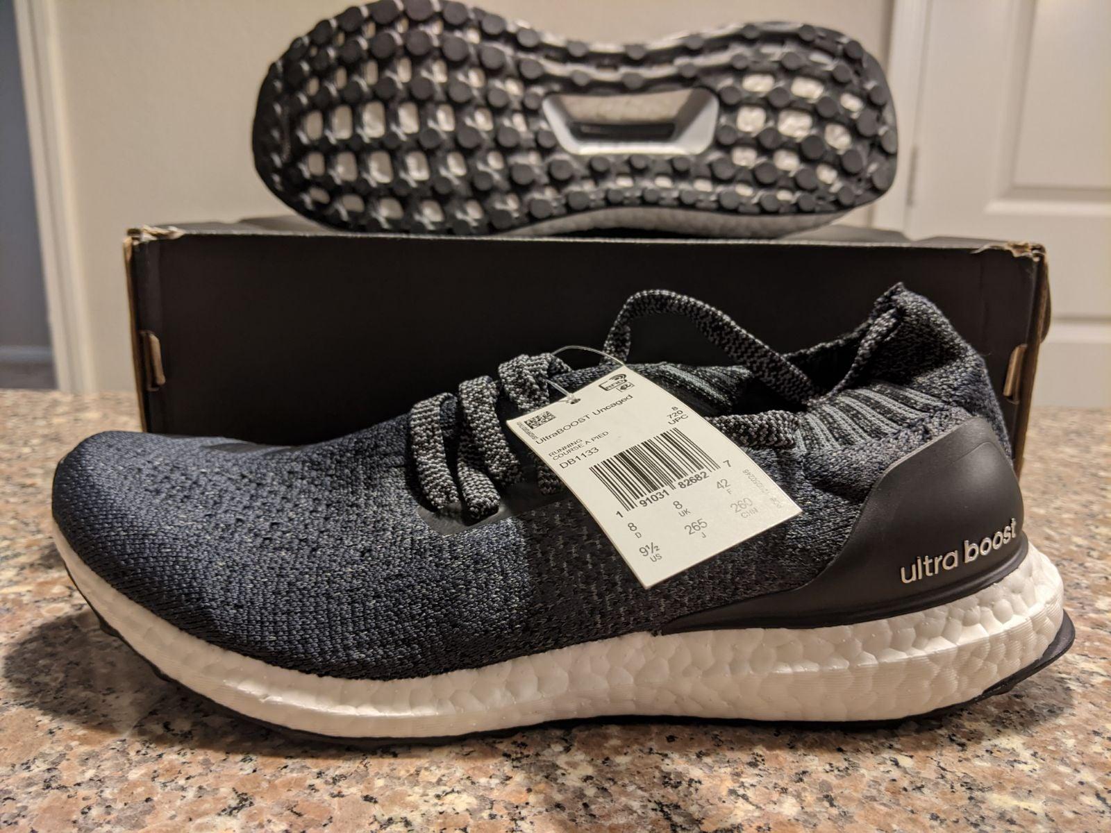 adidas womens ultraboost uncaged