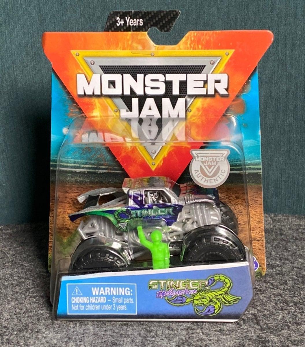 Monster Jam Truck Stinger Unleashed NEW
