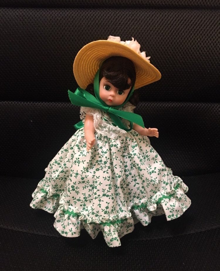 Madame Alexander Doll Scarlett