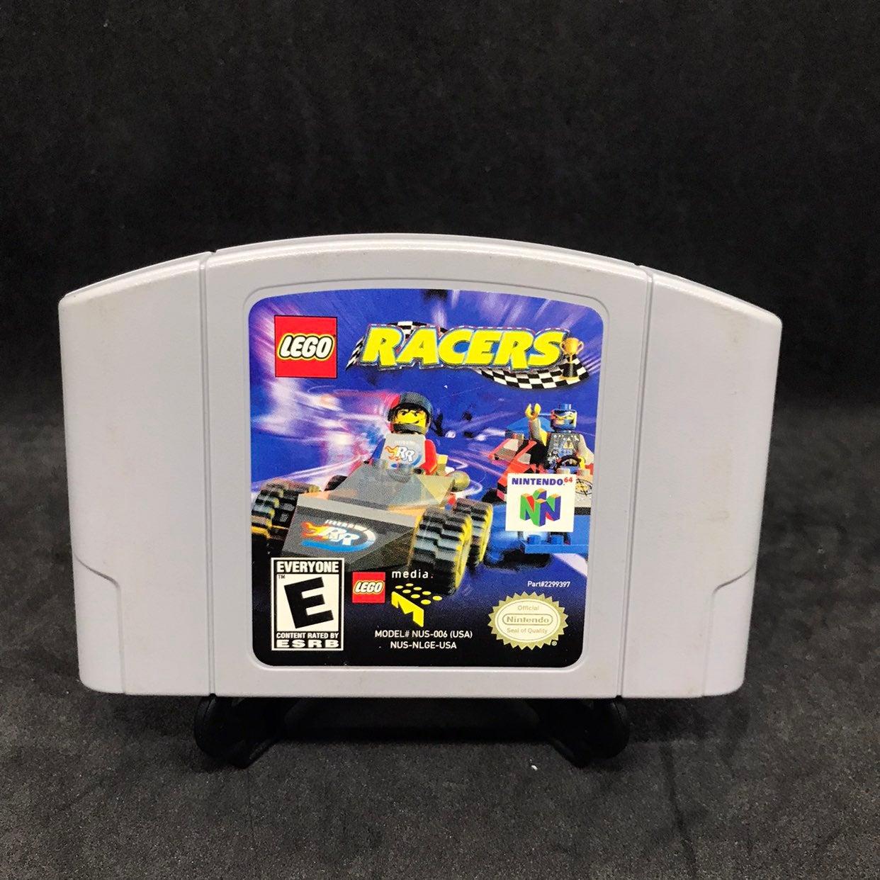Lego Racers on Nintendo 64