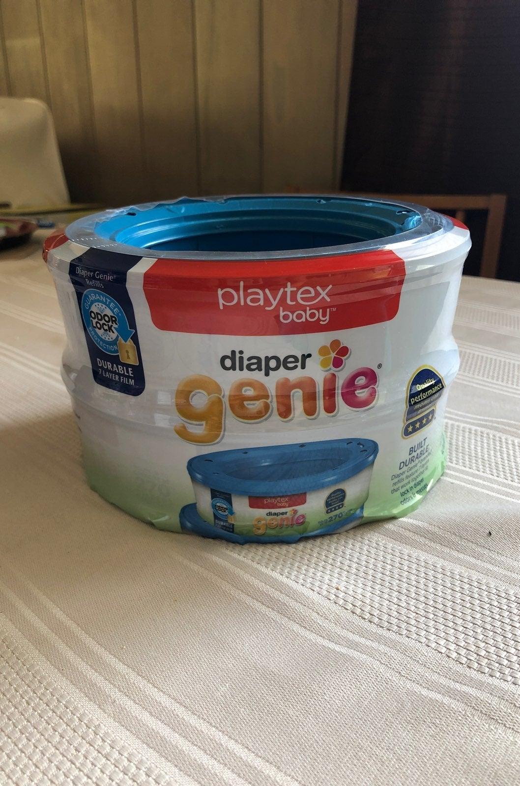 Diaper Genie Refill - set of 2