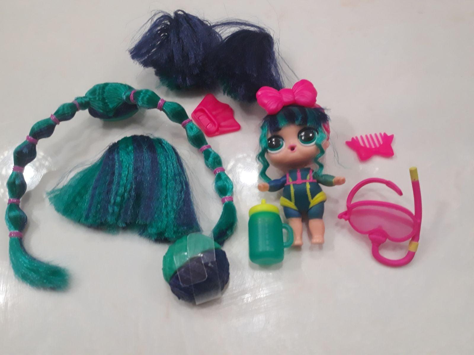 Lol Surprise Dolls- Scuba Babe (CC)