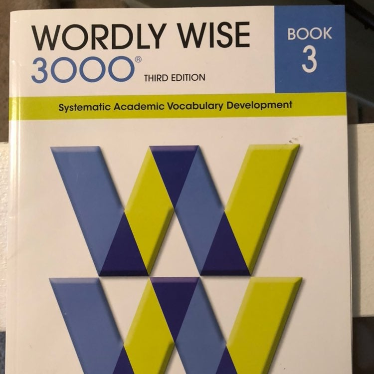 Worldly wise book