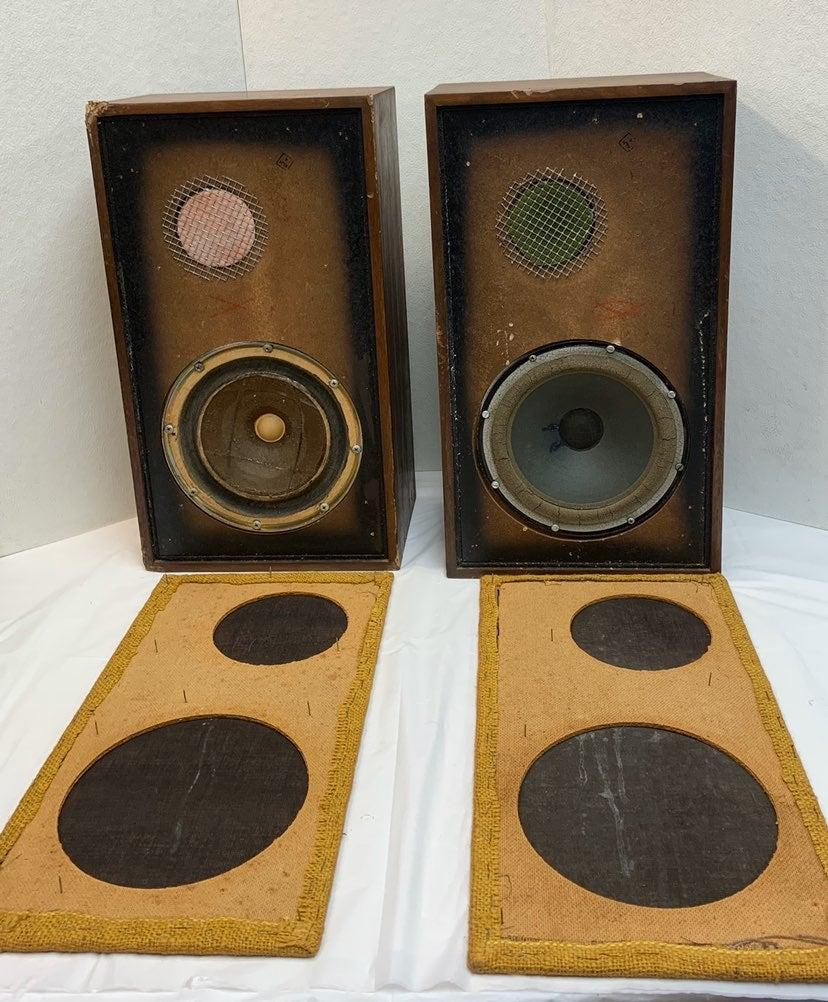 Vintage 1960s KLH Model 32 Speakers