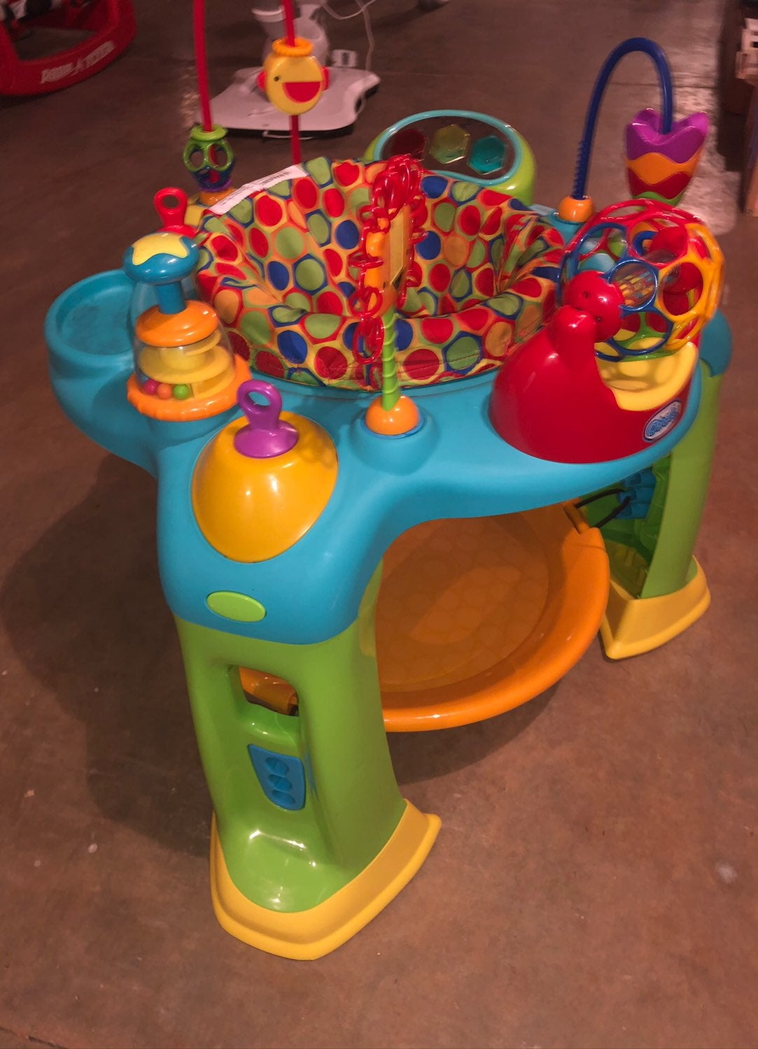 Bouncer activity table