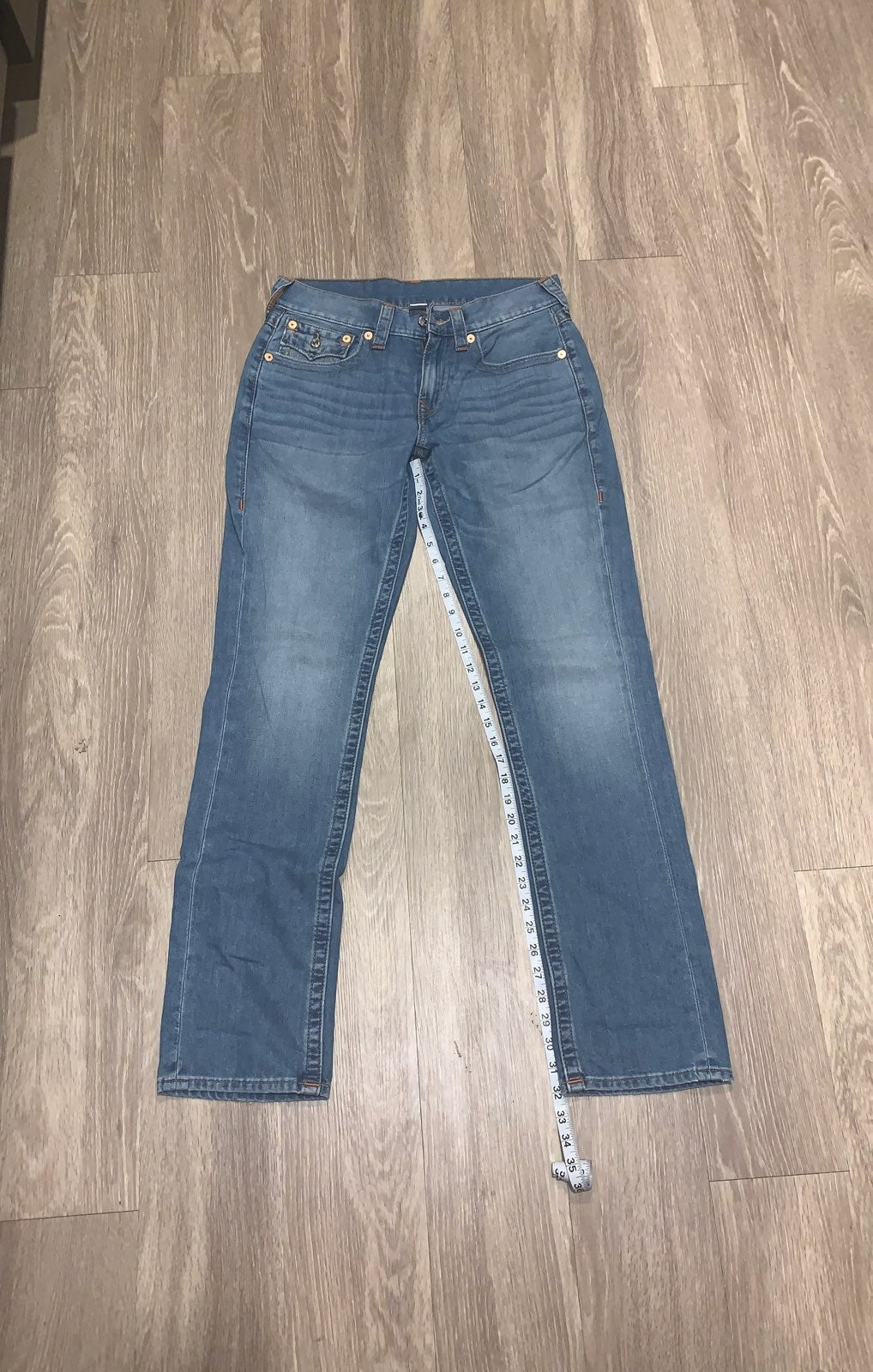 Mens NWOT 31x32 True Religion Jeans