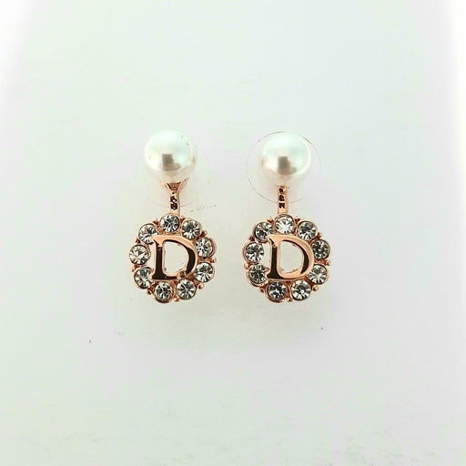 Earing For Women Rose Gold Color (CUTE)