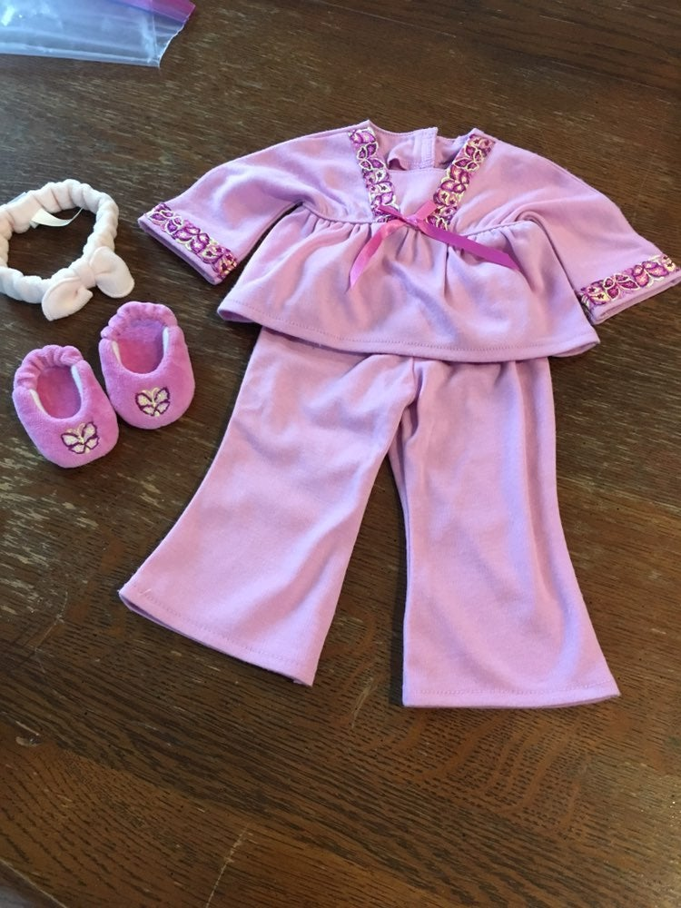 American Girl doll clothes Julie