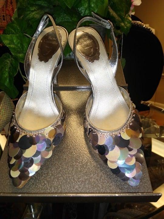 Rene Caovilla Evening Shoes