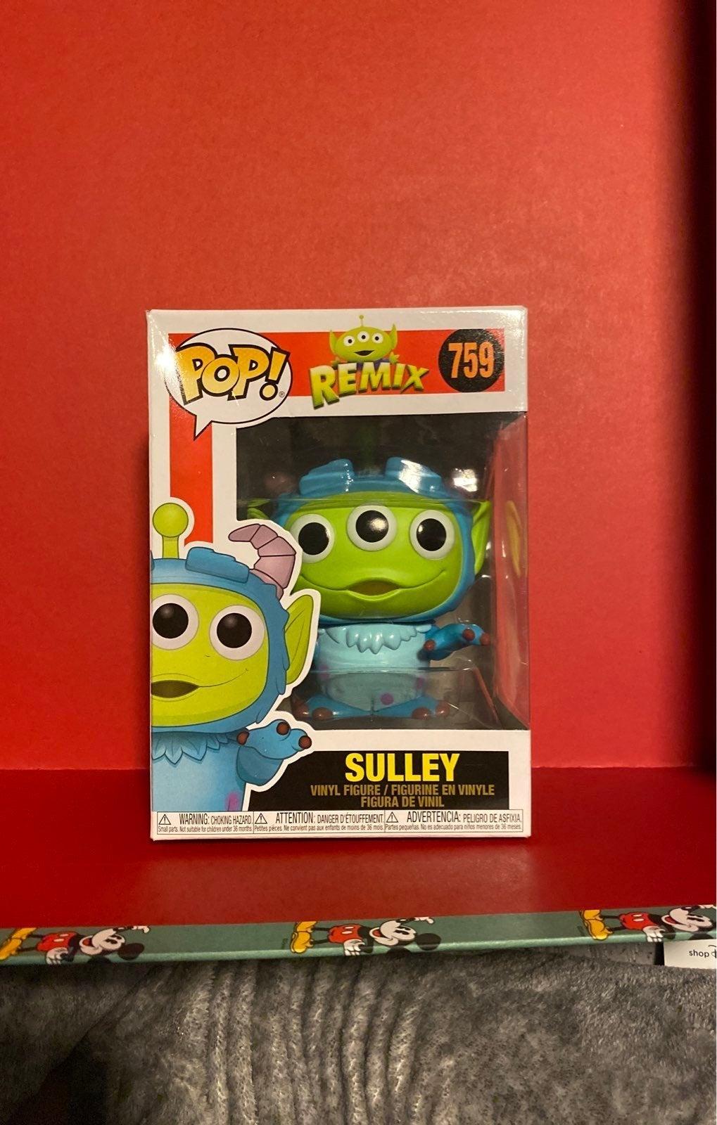 Sulley alien Funko Pop