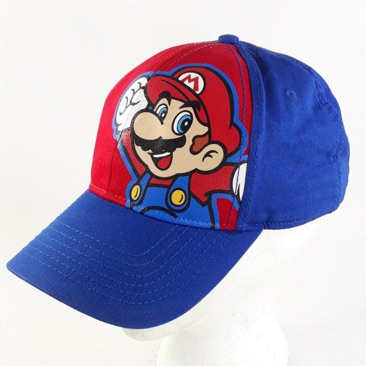 Nintendo Super Mario Youth Baseball Cap