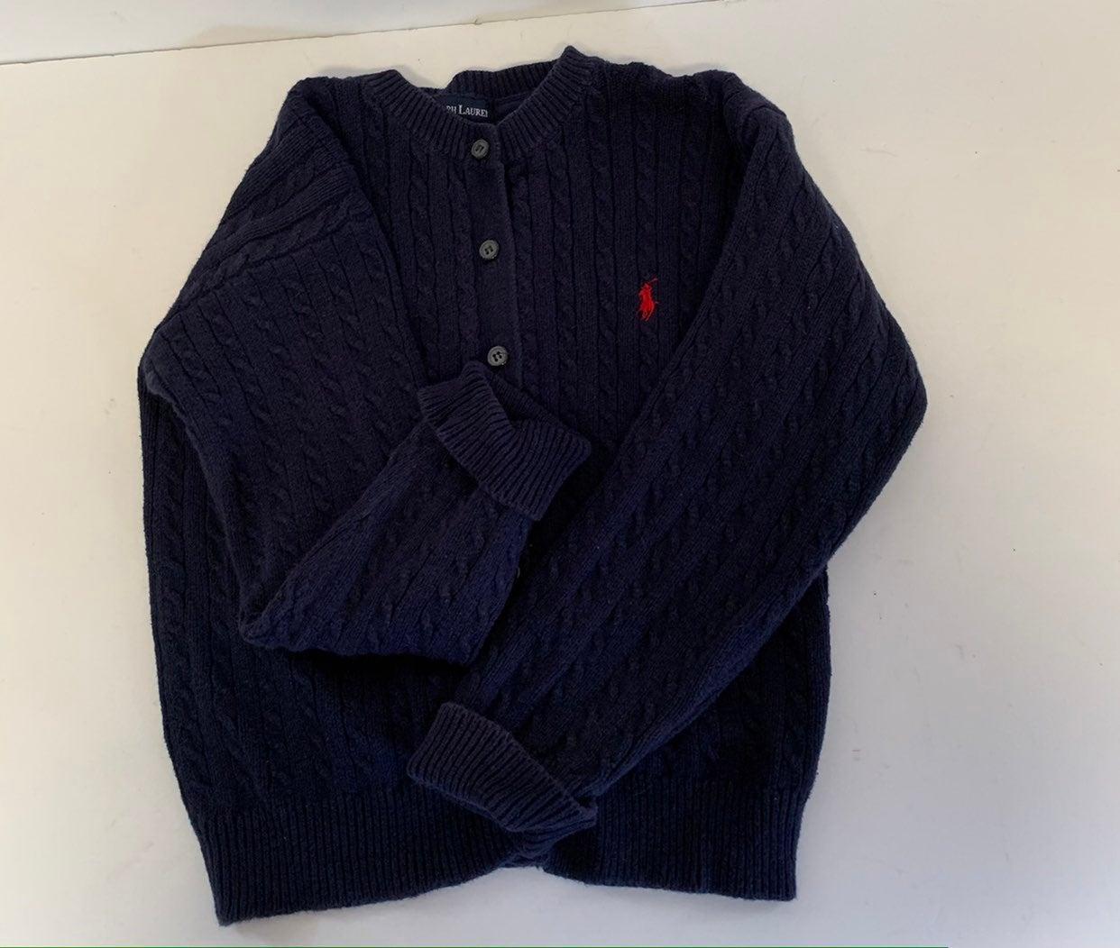Polo Ralph Lauren navy Sweater